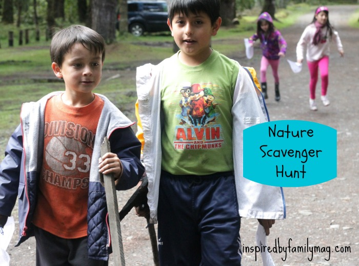 camping activity for kids