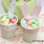 Spring Craft for Kids: Bunny Cups