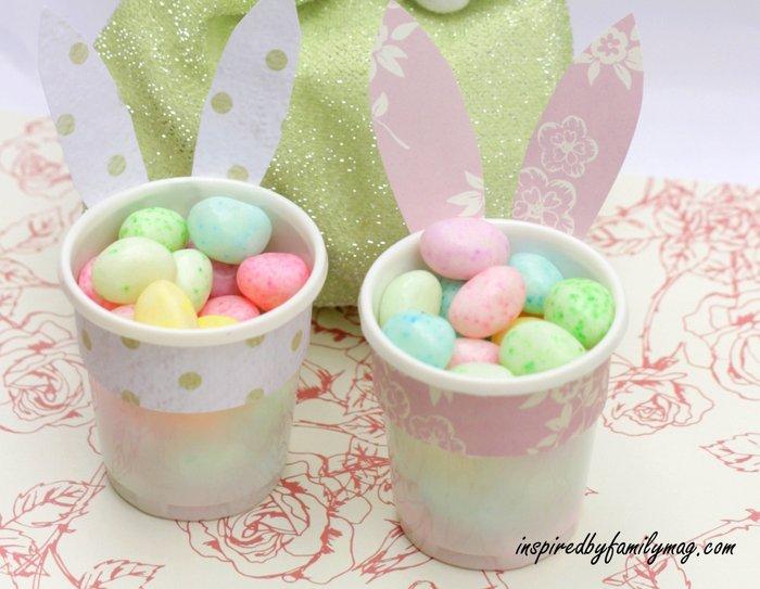 spring easter craft for kids