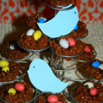 Robin's Egg Nest Treats