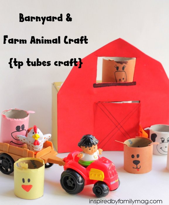 barn yard & farm animal craft