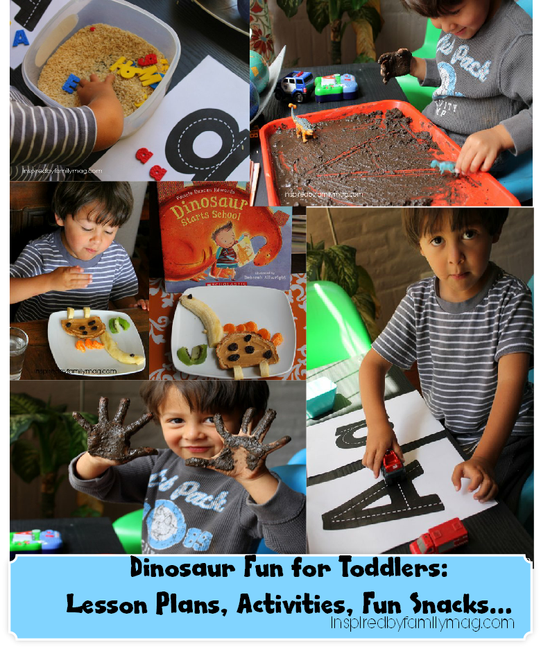 dinosaur toddler activities