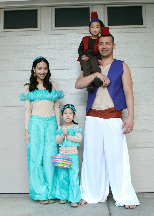 family halloween costume 1
