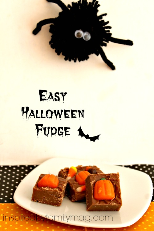halloween fudge 1