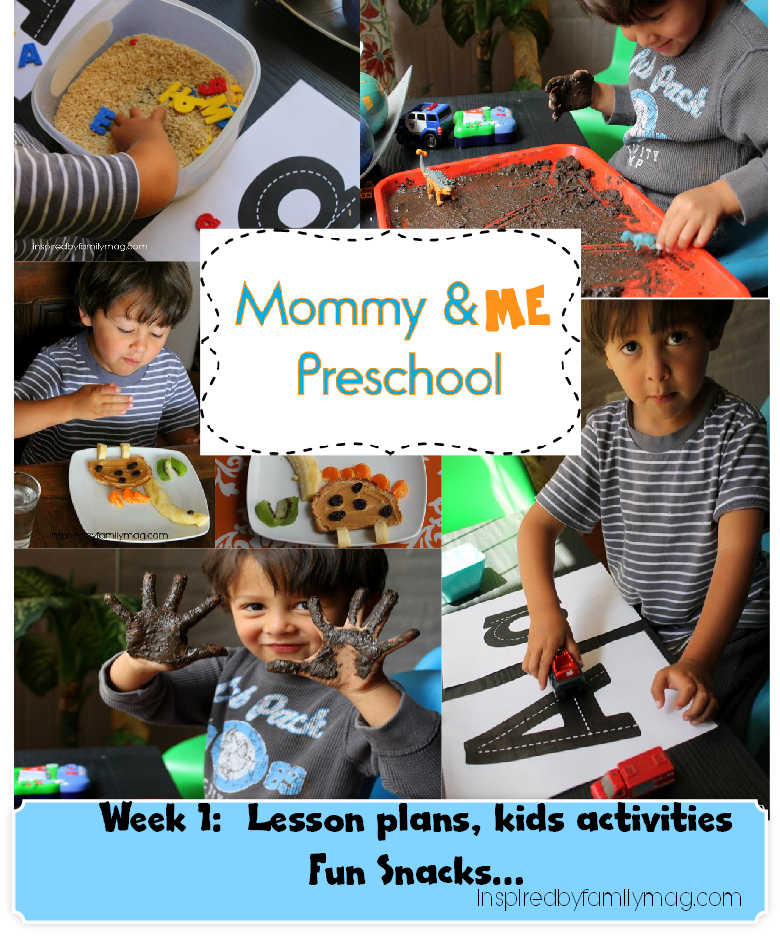 mommy and me preschool amp me preschool week 1 inspired by familia 651
