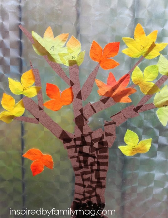 Fall Art Activity