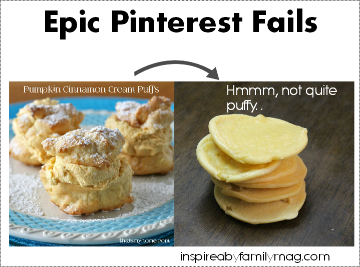 epic pinterest fails