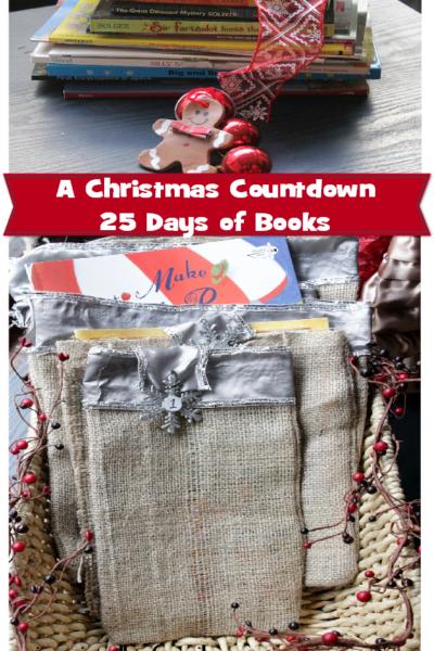 Christmas Countdown 25 Days of Books