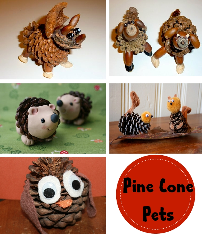 Pine Cone Crafts For Toddlers Nature Walk Craft Pine Cone