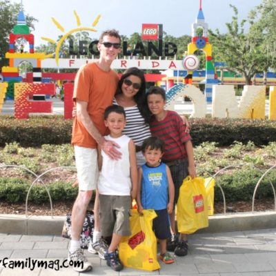 Why We Picked LEGOLAND Over Disney World