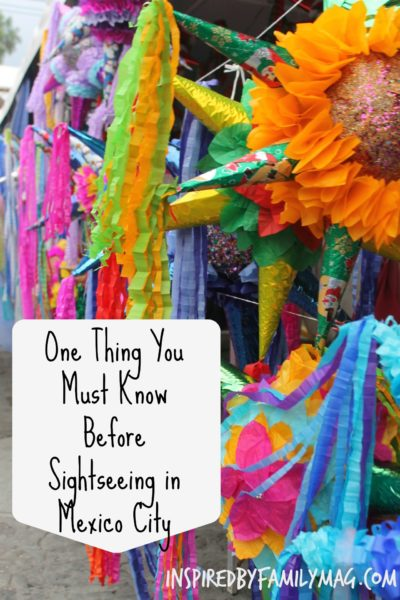 One Thing You Must Know Before Sightseeing in Mexico City