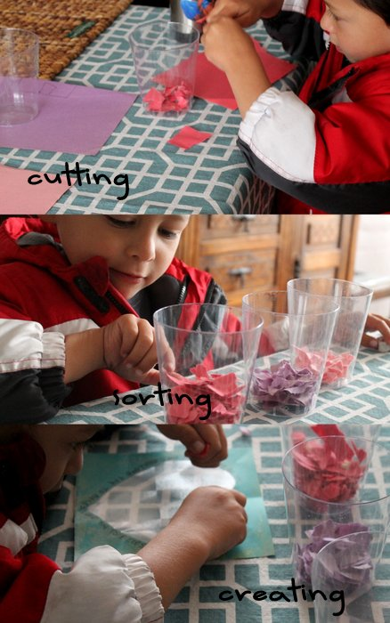 valentines day toddler activity