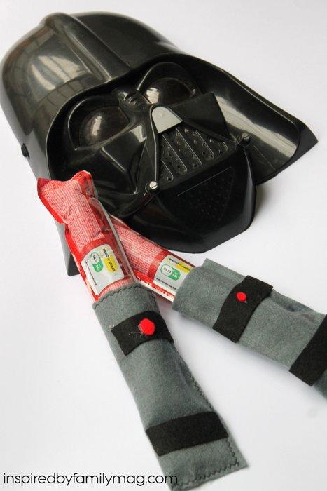 light saber popsicle holders gift