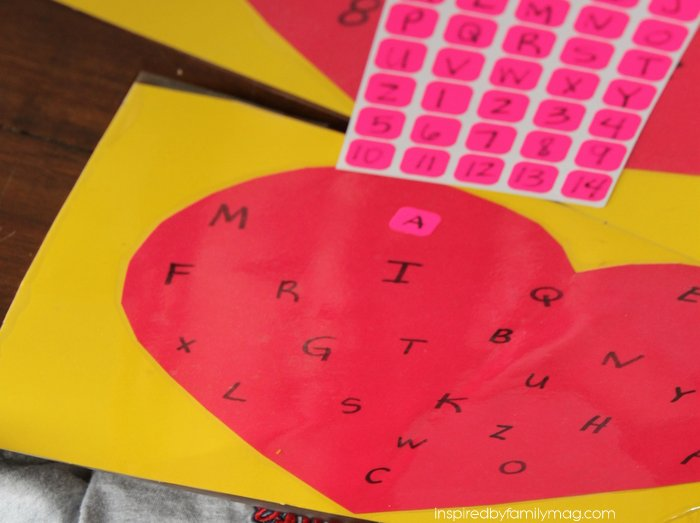 valentines game for toddlers