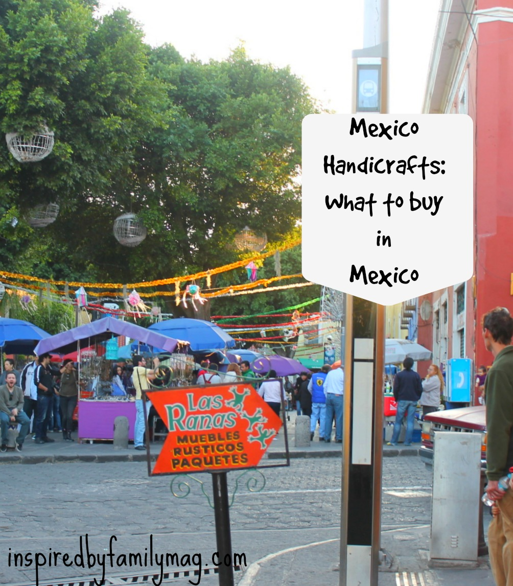 mexico handicrafts