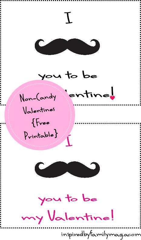 mustache you valentine