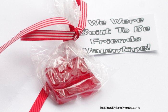 lego gummy candy