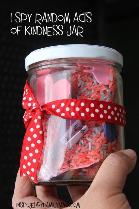 random acts of kindness jar