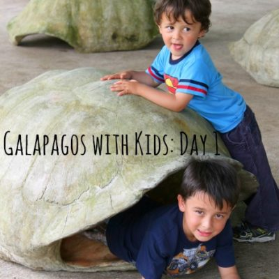 Traveling Adventures: Galapagos with Kids