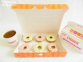 fake donuts