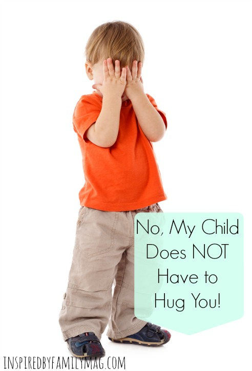 teaching our kids body boundaries