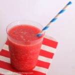 Strawberry Watermelon Slushie
