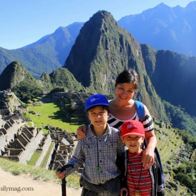 Traveling Adventures: Machu Picchu and Beyond with Kids