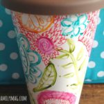 My Souls Cry to Create: DIY Painted Mug