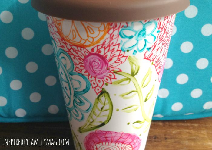 simple diy mug