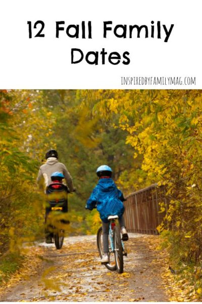 12 Fall Family Dates