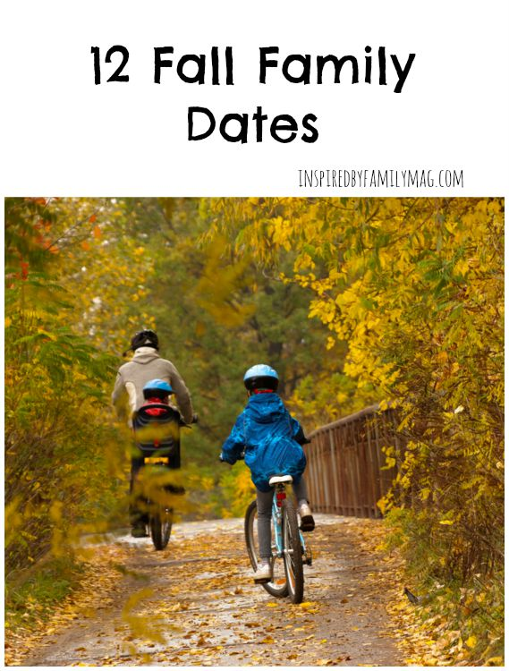Fall Family Date Ideas