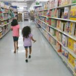 Simple Idea for Grocery Shopping with Kids