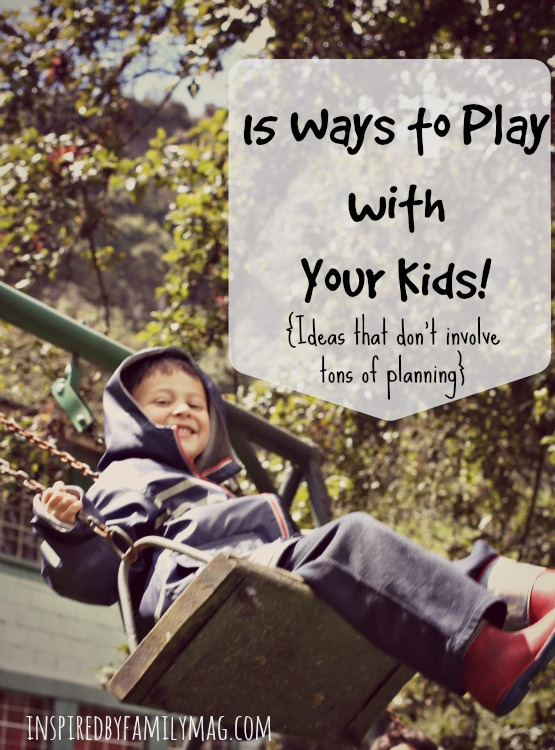 15 ways to play