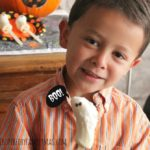 Healthy Halloween Treat: Boo-nanas