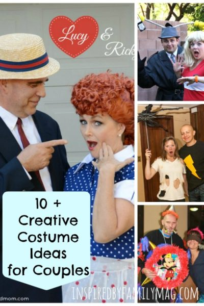 Creative Costume Ideas for Couples