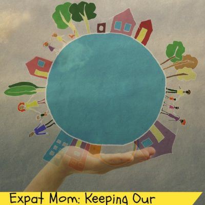 Expat Mom: Keeping our Traditions at All Cost