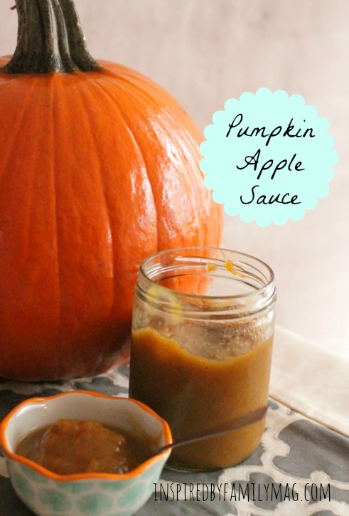 pumpkin apple sauce