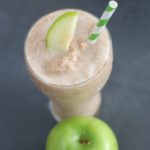 Apple Cinnamon Smoothie {Healthy}