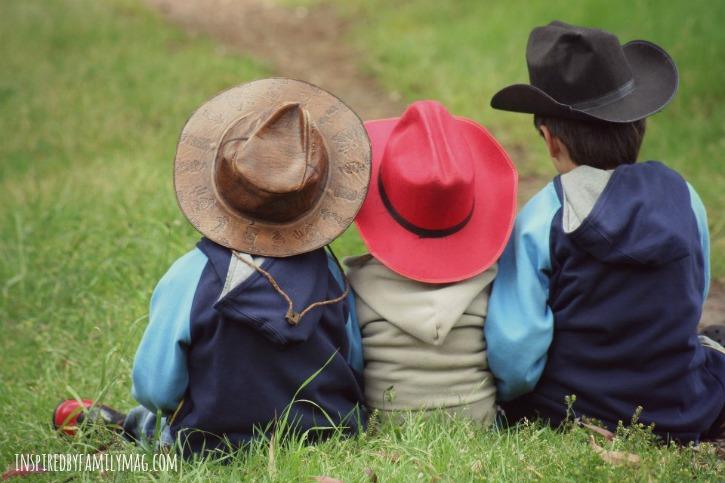 3 cowboys 1