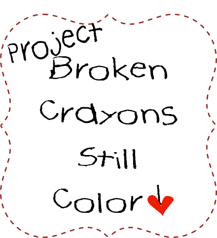 Project Broken Crayons