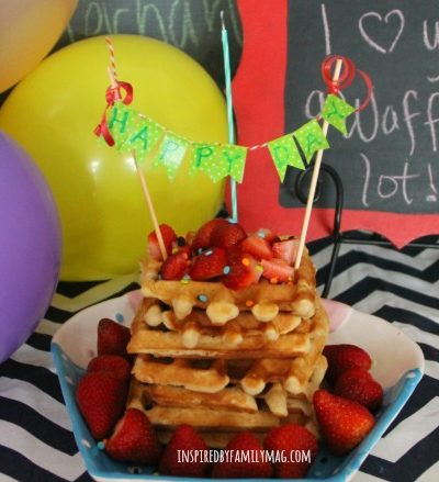 Special Birthday Breakfast Ideas
