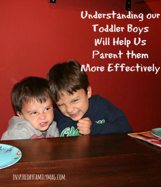 parenting toddler boys