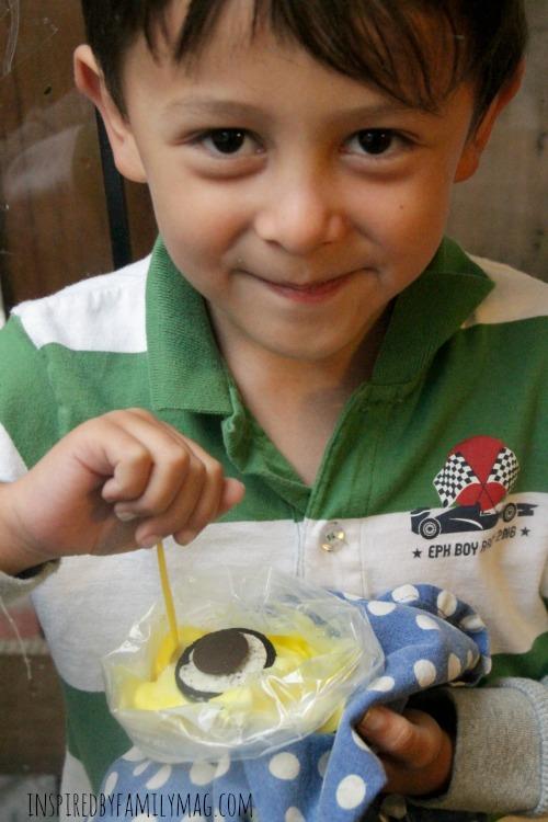 minion ice cream