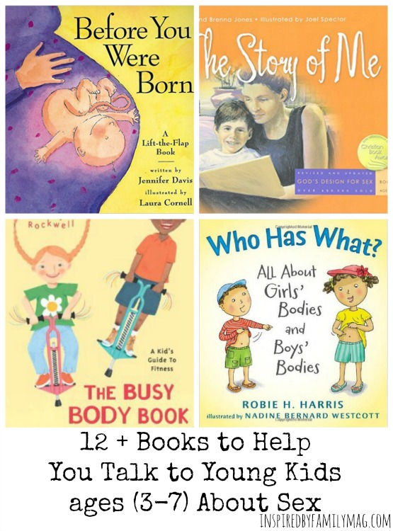 books for children on sexuality