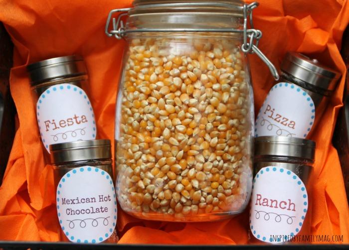 popcorn kit