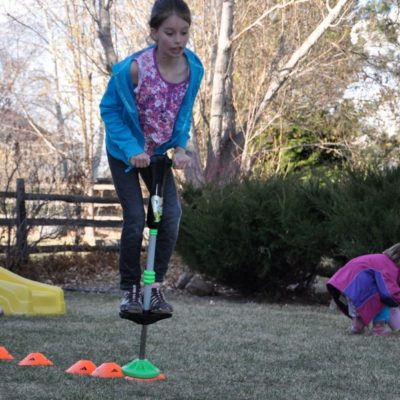 Kids Fitness Games & Activities