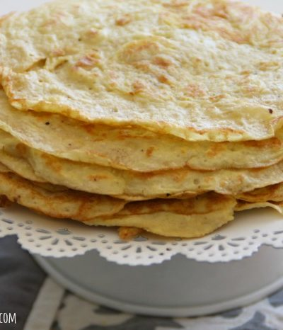 No Fail Gluten Free Crepes