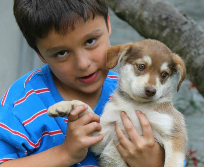ethan-with-puppy-milly