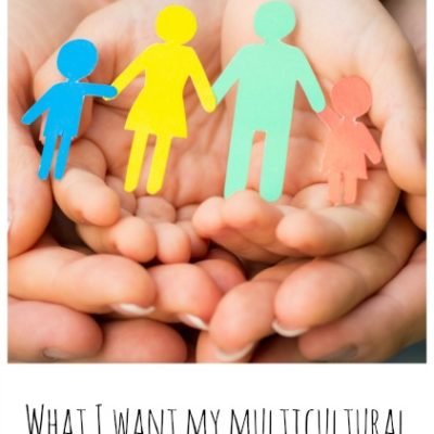 What I Want My Multicultural Kids to Know About Skin Color