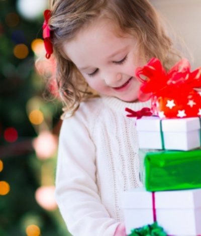 Bring Back the Joy of Christmas with This 3 Gift Challenge